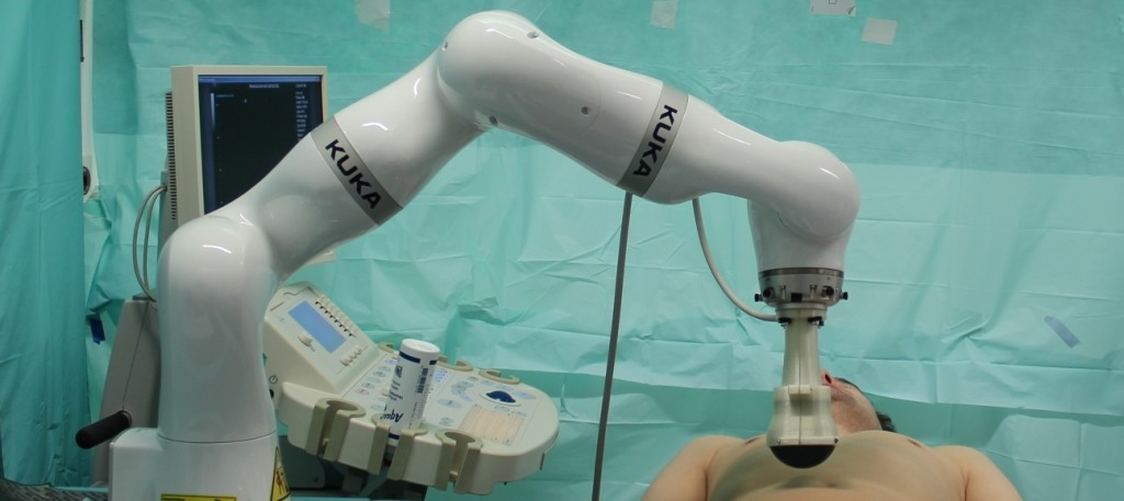 Abdominal Robotic US Acquisition